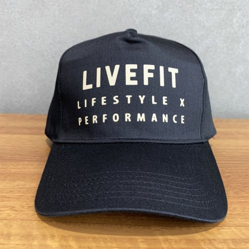 【即お届け】【LIVE FIT】【LVFT】Vision Cap(Black)<img class='new_mark_img2' src='https://img.shop-pro.jp/img/new/icons7.gif' style='border:none;display:inline;margin:0px;padding:0px;width:auto;' />