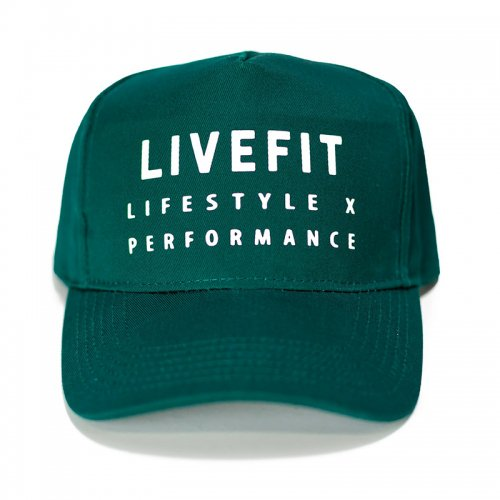 【即お届け】【LIVE FIT】【LVFT】Vision Cap(Green)<img class='new_mark_img2' src='https://img.shop-pro.jp/img/new/icons7.gif' style='border:none;display:inline;margin:0px;padding:0px;width:auto;' />
