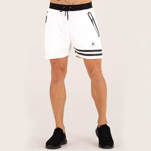 【即お届け】【RYDERWEAR】EVO TRAINING SHORTS(WHITE)<img class='new_mark_img2' src='https://img.shop-pro.jp/img/new/icons8.gif' style='border:none;display:inline;margin:0px;padding:0px;width:auto;' />