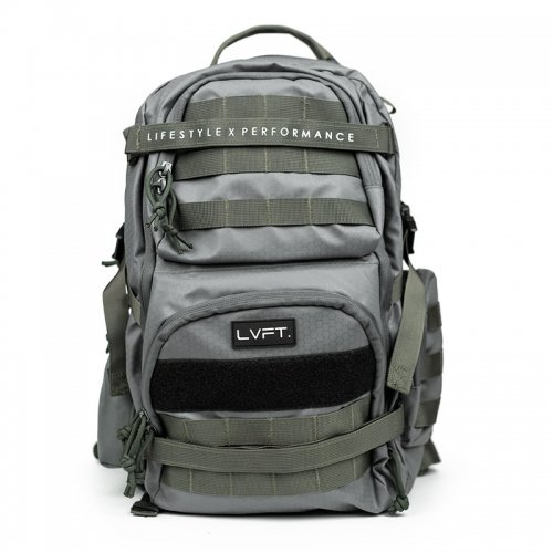 【即お届け】【LIVE FIT】【LVFT】V2 Tactical Backpack(Grey)<img class='new_mark_img2' src='https://img.shop-pro.jp/img/new/icons7.gif' style='border:none;display:inline;margin:0px;padding:0px;width:auto;' />