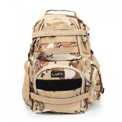 【即お届け】【LIVE FIT】【LVFT】V2 Tactical Backpack(Desert Camo)<img class='new_mark_img2' src='https://img.shop-pro.jp/img/new/icons7.gif' style='border:none;display:inline;margin:0px;padding:0px;width:auto;' />