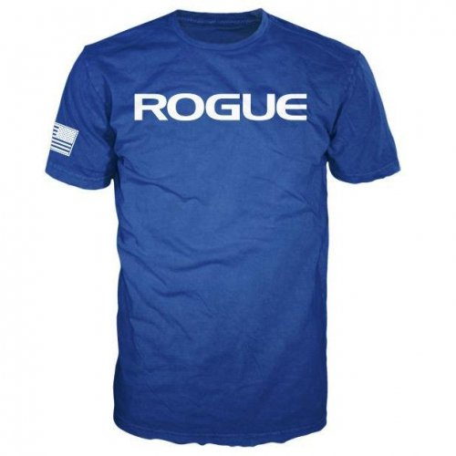 【即お届け】【ROGUE】ROGUE BASIC SHIRT(Blue)<img class='new_mark_img2' src='https://img.shop-pro.jp/img/new/icons7.gif' style='border:none;display:inline;margin:0px;padding:0px;width:auto;' />