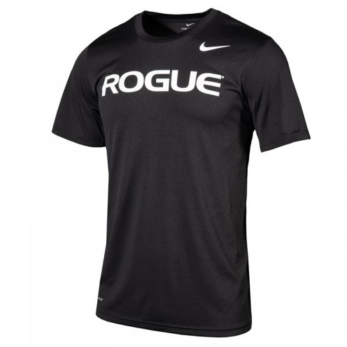 【即お届け】【ROGUE】ROGUE NIKE DRI-FIT LEGEND 2.0 TEE(Black)<img class='new_mark_img2' src='https://img.shop-pro.jp/img/new/icons7.gif' style='border:none;display:inline;margin:0px;padding:0px;width:auto;' />