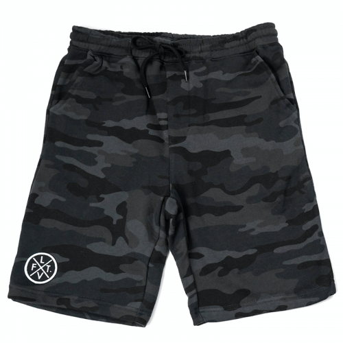 【即お届け】【LIVE FIT】【LVFT】BLACK CAMO SWEAT SHORTS( Black)<img class='new_mark_img2' src='https://img.shop-pro.jp/img/new/icons7.gif' style='border:none;display:inline;margin:0px;padding:0px;width:auto;' />