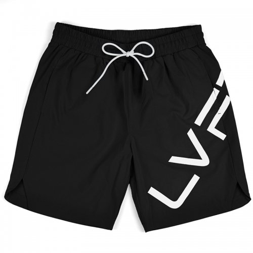 【即お届け】【LIVE FIT】【LVFT】Impact Shorts(BLACK / WHITE)<img class='new_mark_img2' src='https://img.shop-pro.jp/img/new/icons7.gif' style='border:none;display:inline;margin:0px;padding:0px;width:auto;' />