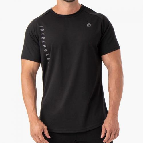 【即お届け】【RYDERWEAR】Camo Tech Mesh T-Shirts(Black)<img class='new_mark_img2' src='https://img.shop-pro.jp/img/new/icons7.gif' style='border:none;display:inline;margin:0px;padding:0px;width:auto;' />