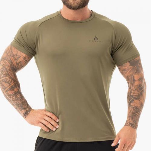 【即お届け】【RYDERWEAR】Breeze T-Shirts(Khaki)<img class='new_mark_img2' src='https://img.shop-pro.jp/img/new/icons7.gif' style='border:none;display:inline;margin:0px;padding:0px;width:auto;' />