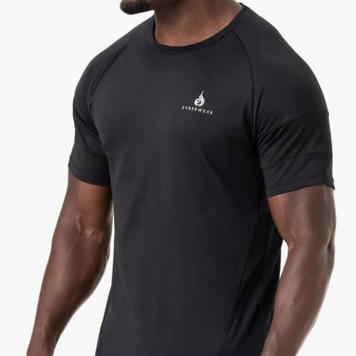 【即お届け】【RYDERWEAR】Action Mesh T-Shirts(Black)<img class='new_mark_img2' src='https://img.shop-pro.jp/img/new/icons7.gif' style='border:none;display:inline;margin:0px;padding:0px;width:auto;' />