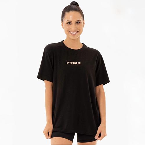 【即お届け】【Ryderwear】Define Long Line T-shirts(Black)<img class='new_mark_img2' src='https://img.shop-pro.jp/img/new/icons11.gif' style='border:none;display:inline;margin:0px;padding:0px;width:auto;' />