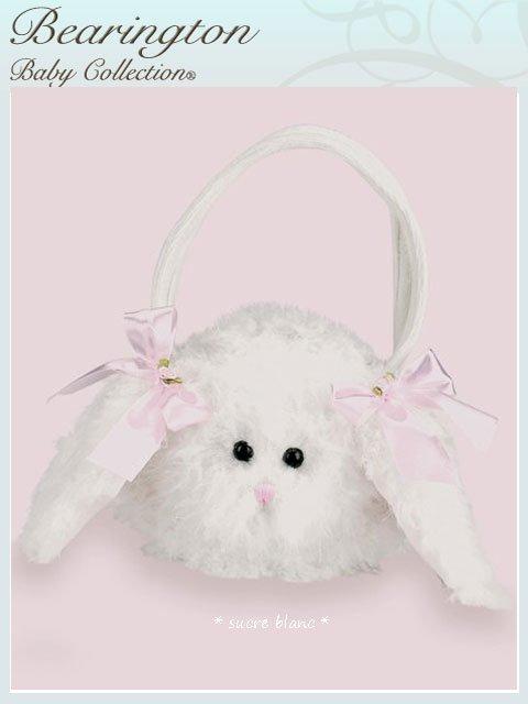Bearington collection ベアリントンコレクション Bunny アニマルバッグ動物型かばん【バニー】