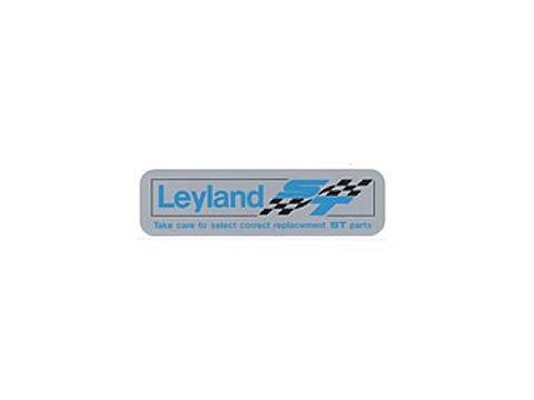LEYLAND ST ステッカー