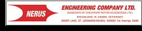 ウィンドウ ステッカー 裏貼り Nerus Engineering Company