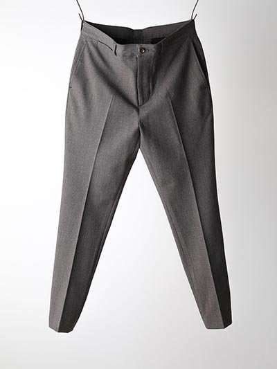 LOUNGE LIZARD/ラウンジリザード/P/R 2WAY STRETCH TAPERED TROUSERS