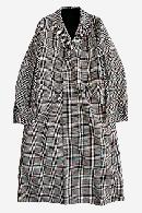 <img class='new_mark_img1' src='https://img.shop-pro.jp/img/new/icons20.gif' style='border:none;display:inline;margin:0px;padding:0px;width:auto;' />TAKAHIRO MIYASHITA the Soloist/ザ・ソロイスト/duble breasted peaked lapel full length jacket