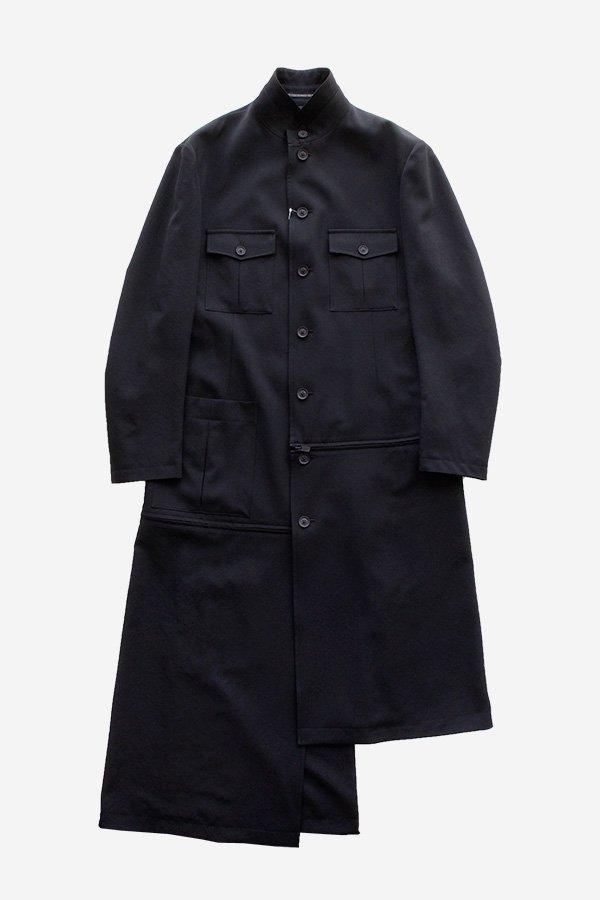 Yohji Yamamoto pour Homme/ヨージヤマモトプールオム/スタンドファスナージャケット