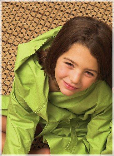 スカラップ【4〜6歳】アシッドグリーン (836)